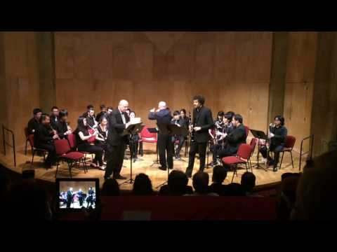 Michel Arrignon and Nicolas Baldeyrou Play Krommer- Concerto Op.35