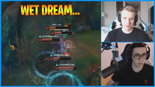 League of Legends WET DREAM...LoL Daily Moments Ep 1135