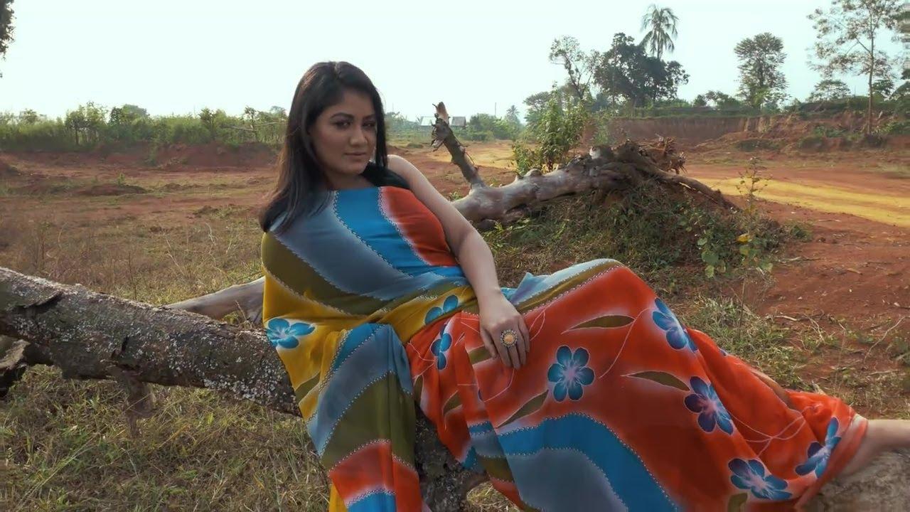 Download অরন্যে শাড়ি   साड़ी   Saree Lover  Achol    Photo Shoot   Episode 34   4K   2018 - 2019