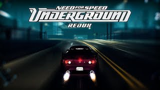 NEED FOR SPEED: UNDERGROUND - 2018 ULTRA GRAPHICS | ReShade + Redux Mod + FullHD Patch