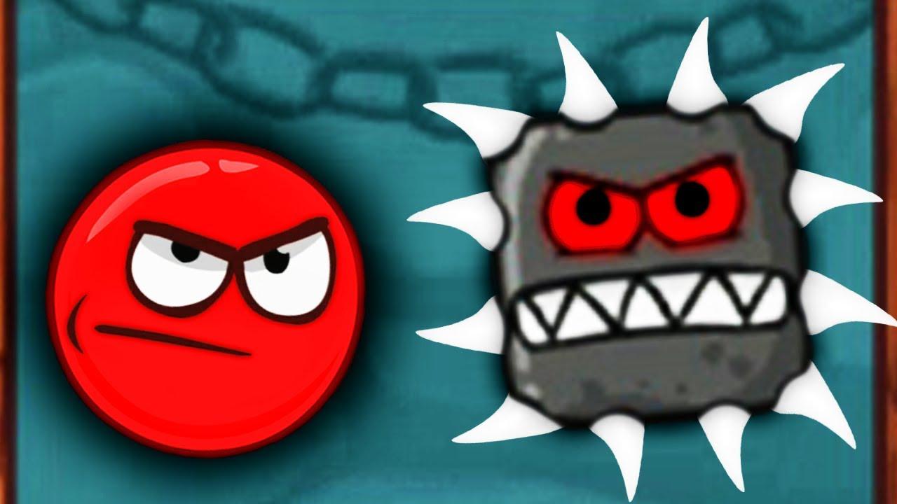 Red ball 3 v1. 0. 23 скачать андроид игру бесплатно. Красный шар 3.