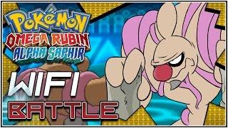 Alles im Griff mit Meistagrif! - Pokémon Omega Rubin/Alpha Saphir WiFi Battle #09