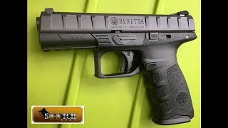 Beretta APX Pistol Review