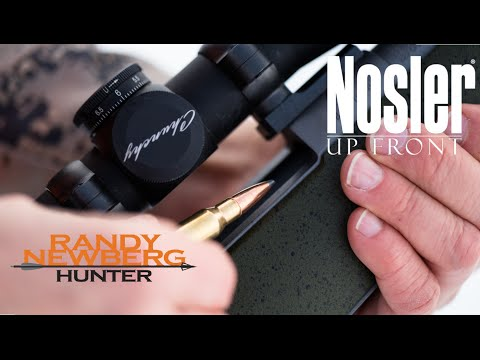 Elk Hunting Bullet Selection With Randy Newberg