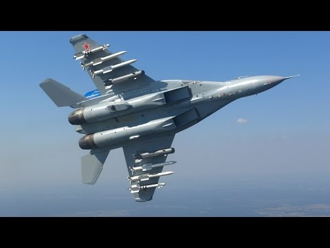 МиГ-35   MiG 35  The full presentation for professionals in Russia !