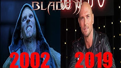 Blade II (2002) Cast: Then and Now ★2019★