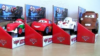 REV UPS CARS Lightning McQueen Mater Cars2 Ripstick Shu Todoroki Disney Pixar car-toys Blucollection