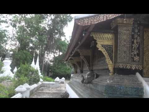 Wat Xiengthong: The Oldest Temple in Luang Prabang, Laos