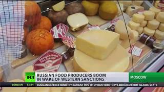100% natural & no chemicals: Russian food producers boom in wake of Western sanctions