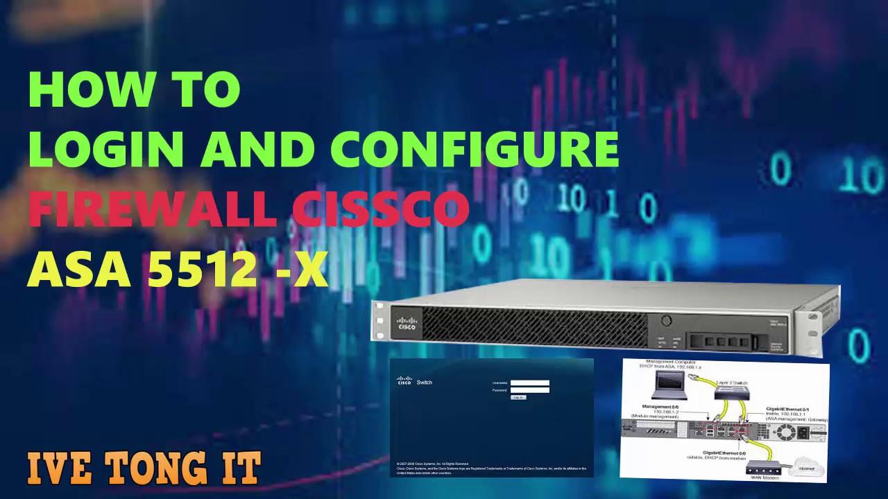 Cisco Asa 5512 Configuration Example