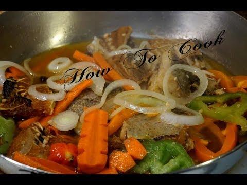 #howtocook #jamaicancooking  Jamaican Best Authentic Escovitch Fried Salt Fish Recipe