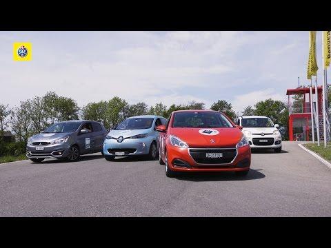Petites mais raffinées: le TCS vérifie le bilan CO2 global de petites voitures