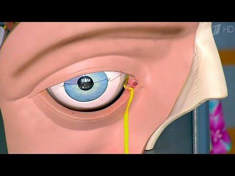 Болит угол глаза ближе к виску при моргании