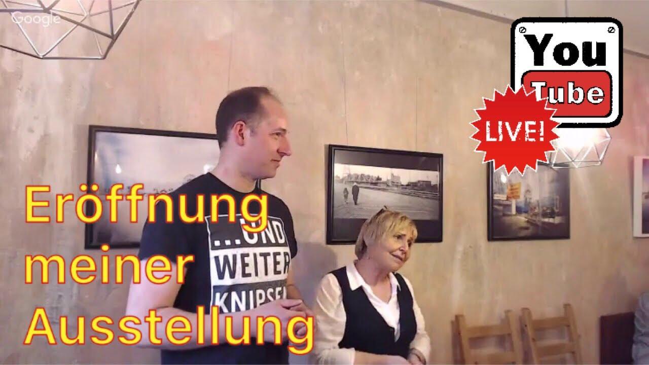 """D18 Foto Live: Ausstellungseröffnung """"Traveling Toycameras"""" (besonderer Gast: Markus Siebert) - Zuschriften an: Dennis Eighteen, Postfach 610319, 10925 Berlin"""