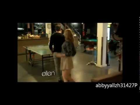 Emma Stone,Ashley Benson,Emma Watson,Candice Accola and Kristen Stewart Dancing