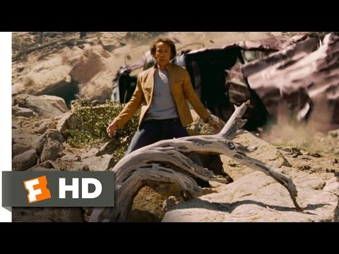 Next (5/9) Movie CLIP - Down the Mountain (2007) HD
