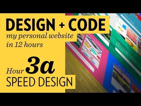 Design + Code – Hour 3a: Visual Design SPED UP