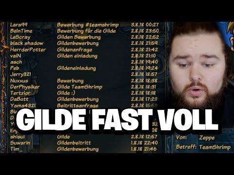 Fast kein Platz mehr in der Gilde! | Shakes and Fidget #5 | Clym