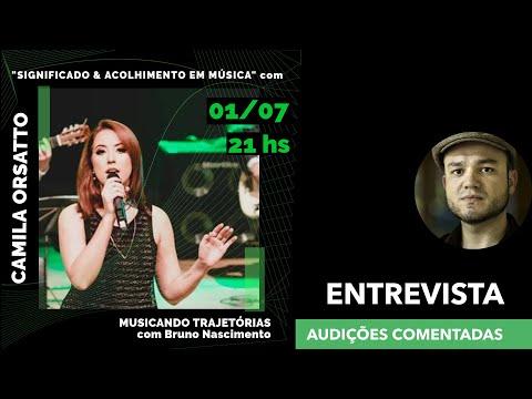 🎼Musicando Trajetórias E05S02 - Camila Orsatto