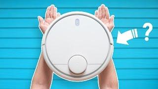 Робот пылесос Xiaomi Mi Robot Vacuum Cleaner - мнение однозначно?
