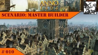 Anno 1404 - Venice: Master Builder #010 Season Finale! 5.000 Noblemen and the Imperial Cathedral!