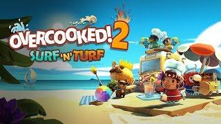 Overcooked 2 - Surf 'n' Turf z Yanginoku #9 - Nowe DLC