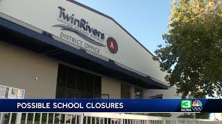Twin Rivers School District considers closing schools