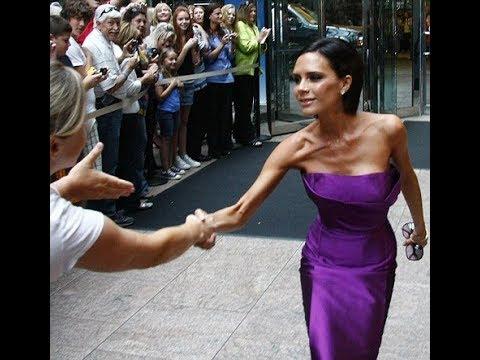 Victoria Beckham Anorexic 2015
