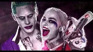 Harley Quinn & Joker - Faded