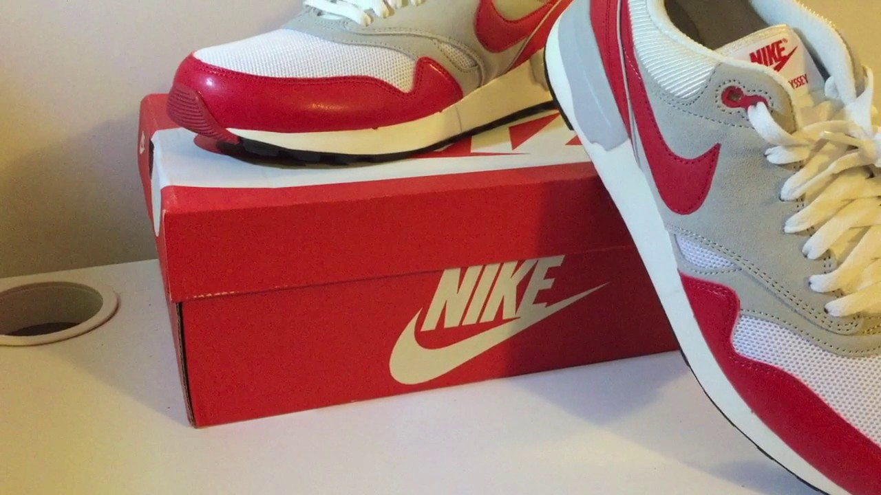 NIKE AIR ODYSSEY REVIEW