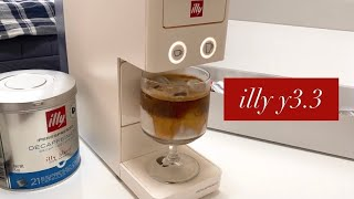 [illy] 일리 커피 머신 Y3.3 ☕️ 사용법/세척…