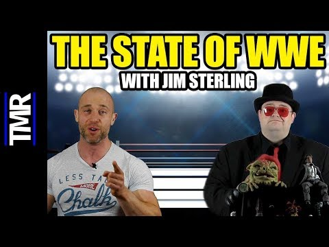 The State Of WWE With Jim Sterling – Simon Miller's Pro-Wrestling Podcast