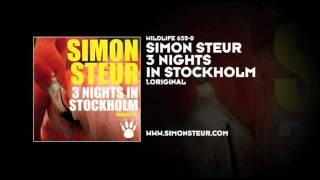 Simon Steur - 3 Nights In Stockholm