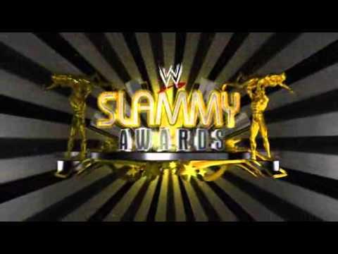 Raw - 2011 Pipe Bomb of the Year Slammy Award presentation