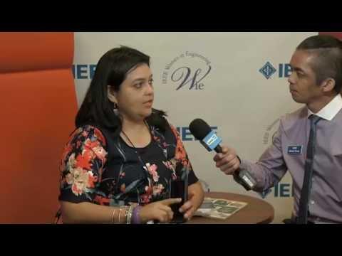 Gabriela Garay of WIE Honduras at WIE ILC 2016
