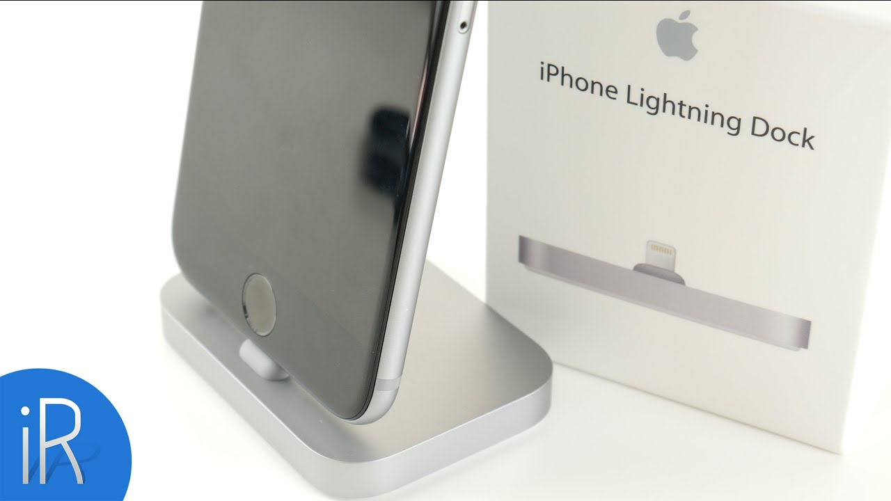 iphone lightning dock apple iphone 6s lightning dock aluminium spacegrau im 11996