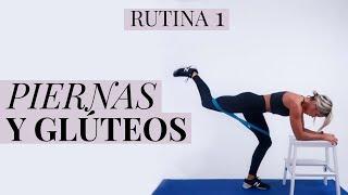 PIERNAS Y GLUTEOS - LEGS AND BUTT |  WORKOUT 1 | EN FORMA CON MAIAH | GET FIT WITH ME | MAIAH OCANDO