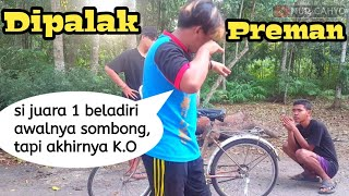 Download Dipalak Preman - Komedi Pendek Jawa Nur Cahyo crew