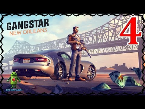 Gangstar New Orleans iOS / Android Gameplay Walkthrough - #4