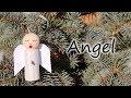 DIY Angel Christmas Ornament