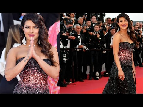 Cannes 2019 | Priyanka Chopra First Appearance On Red Carpet | First Look