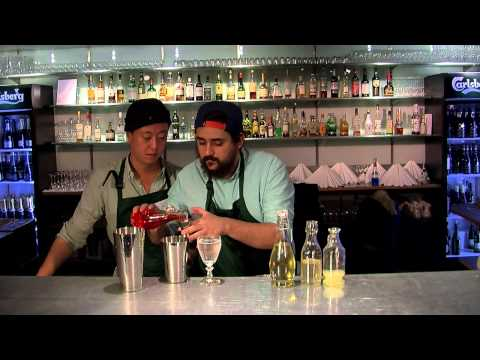 Cocktail South East side med Joakim Liljequist och Sebastian de la Cruz