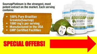 Where To Buy Soursop Graviola? Get Platinum Soursop Graviola