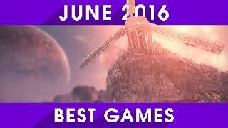 Top 5 Best Indie Games of the Month - June 2016