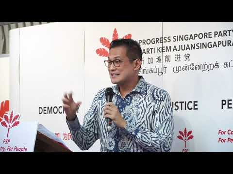 Articulating an Alternative to the People's Action Party's Singapore