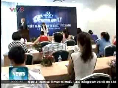 Họp báo ra mắt công ty Unicity Việt Nam