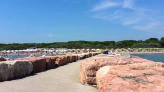 Camping Eraclea Mare Iatlia 4K Holiday Part 1