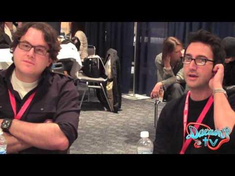 Chris Fedak and Josh Schwartz Talk Chuck at WonderCon 2010