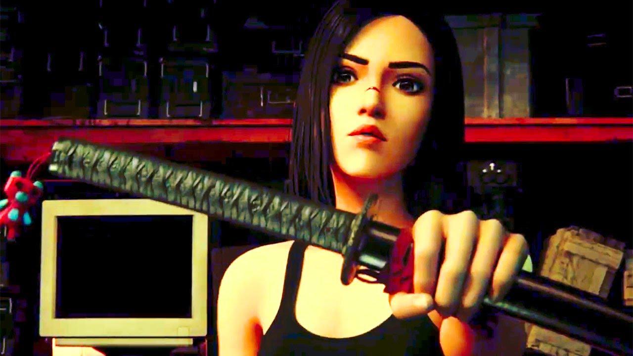 Download BLADE RUNNER: BLACK LOTUS Official Comic Con Trailer (HD) Adult Swim