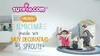видео детские корзины для игрушек